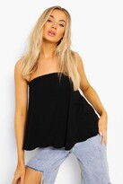 Boohoo Cally Swing Tube Top