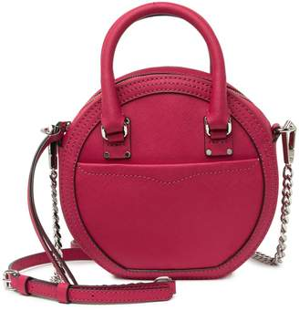 Rebecca Minkoff Bree Leather Circle Bag