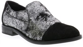 Sbicca Metallic Toe Cap Loafers - Faxon