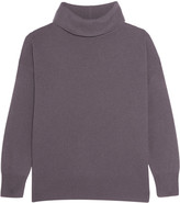 Iris and Ink Antonella cashmere turtleneck sweater
