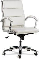 Alera Neratoli Swivel/Tilt Chair, Faux Leather