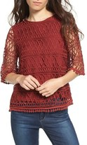 Tularosa Women's Cannes Lace Top
