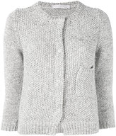 Fabiana Filippi knitted open cardigan - women - Cotton - 46