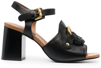 See by Chloe Lyna open-toe sandals