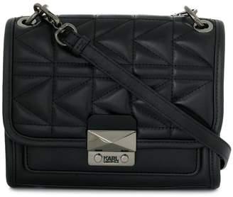 Karl Lagerfeld Paris K/Kuilted mini handbag