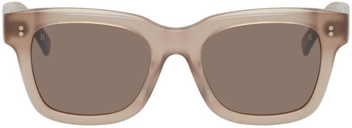 Raen Pink Gilman Sunglasses