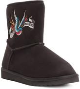 Love Moschino Bird Short Boot