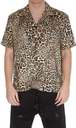 Family First Milano Leopard Print Shirt