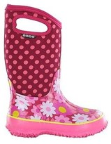 Bogs Kids' Flower Dot Winter Boot Toddler/Pre/Grade School