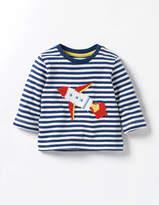 Boden Fun Crochet T-shirt