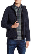 Scotch & Soda Lightly Padded Quilted Jacket