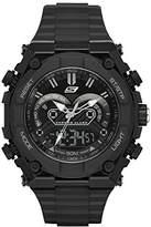 Skechers Men's SR1042 Analog-Digital Display Quartz Black Watch