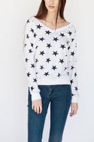 Nation Ltd. Star Print Sweatshirt