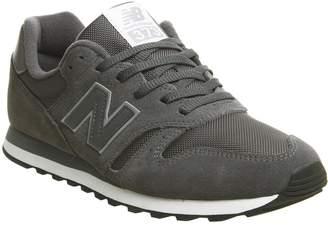 New Balance 373 Trainers Dark Grey Grey