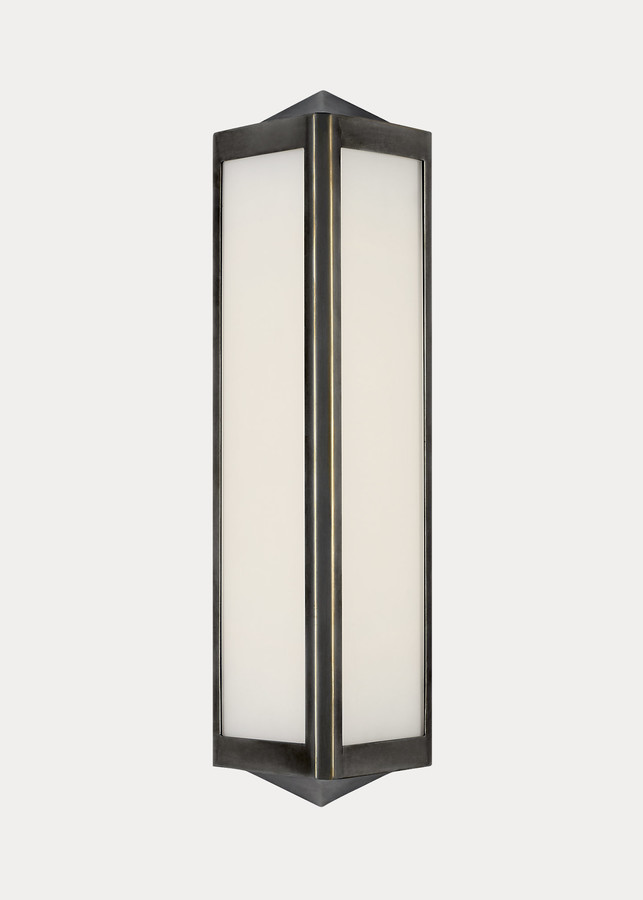 Thumbnail for your product : Ralph Lauren Geneva Small Sconce