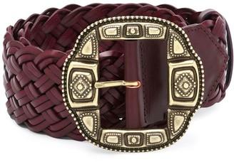 Etro Braided Belt