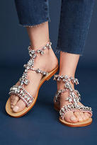 Mystique Gemstone Gladiator Sandals