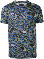 Les Hommes printed T-shirt - men - Cotton - S