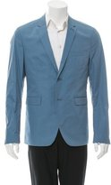 Acne Studios Woven Two-Button Blazer