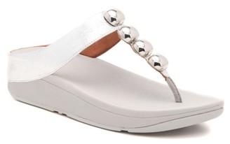 FitFlop Rola Glitzy Wedge Sandal
