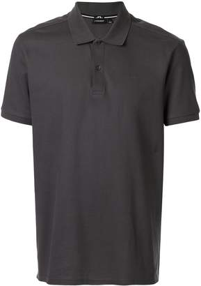 J. Lindeberg Troy short-sleeved polo shirt