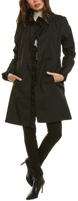 Jane Post Ruffle Coat