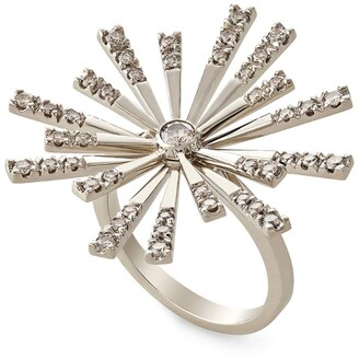 H.Stern Noble Gold and Diamond Flow by Ring