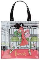 Harrods Small Luxury Lifestyle Shopper Bag