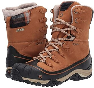 Oboz 8 Sapphire Insulated B-DRY (Tan) Women's Shoes