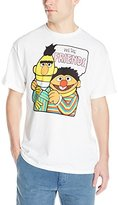 "Freeze Men's Bert and Ernie ""We're Friends"" T-Shirt"