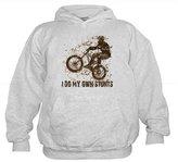 CafePress - Mountain Bike, BMX - Stunts - Kids Hooded Sweatshirt, Classic Hoodie