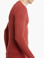 S.n.s. Herning Rust Carbon Sweater