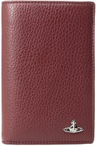 Vivienne Westwood Milano Passport Case Credit card Wallet