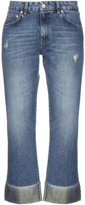 DEPARTMENT 5 Denim pants - Item 42747714SA