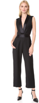 Dion Lee Lapel Tie Jumpsuit
