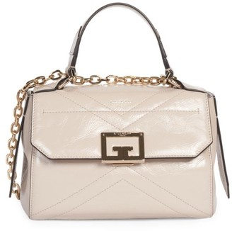 Givenchy Small ID Leather Top Handle Bag