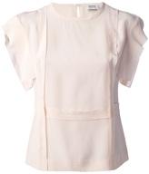 Sonia Rykiel Sonia By short sleeve blouse