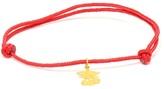 Marie Helene De Taillac 'Cherries' 18k Gold Charm Bracelet
