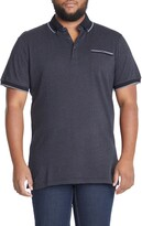 Thumbnail for your product : Johnny Bigg Hudson Button-Down Pocket Polo