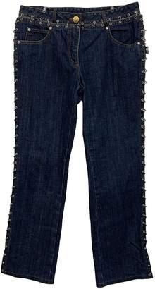 Jean Paul Gaultier Navy Denim - Jeans Trousers