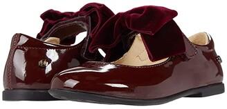 Naturino Stresa AW20 (Toddler/Little Kid) (Burgundy) Girl's Shoes