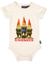 Rock Your Baby Boys Gnomies Ss Bodysuit (3M - 2Y)