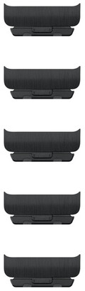 Apple 42mm Space Black Link Bracelet Kit Watch Band