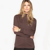 Anne Weyburn Turtleneck Jumper, 50% Merino Wool