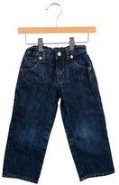 Armani Junior Boys' Dark Wash Jeans