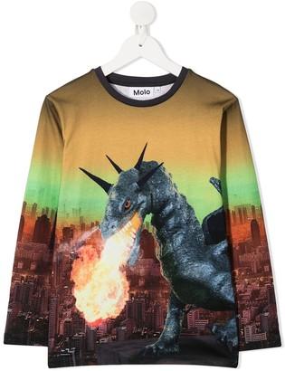 Molo Ravenal long-sleeve T-shirt