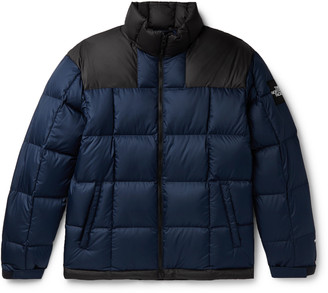 The North Face Lhotse Quilted Ripstop Down Jacket - Men - Blue