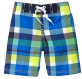 Gymboree Plaid Board Shorts