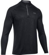 Under Armour Men's Tech Emboss 1/4 Zip Long Sleeve Top