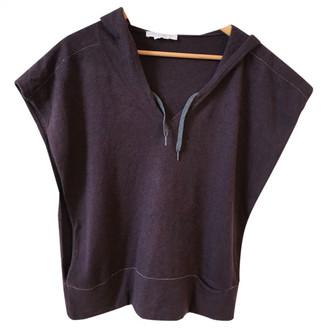 Fabiana Filippi Purple Wool Knitwear